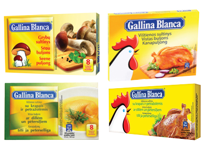 Sultiniams GALLINA BLANCA